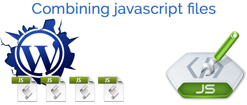 Combine javasript files in wordpress